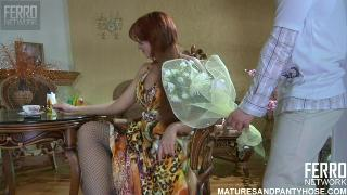 Русское порно: Russian Mature Marianne 07