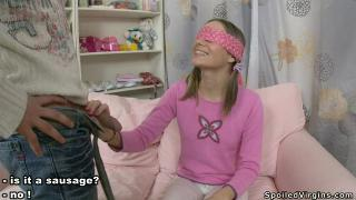 Русское порно: Ashley B-Spoiled Virgins 04.01.2010