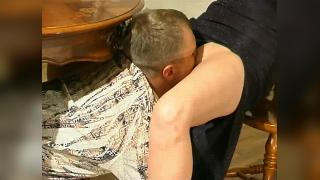 Русское порно: Russian Mature Women Having Sex With Young Guys часть 11