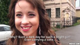 Русское порно: Taissia Shanti Picked Up And Analled By A Stranger Brunette