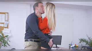 Русское порно: Office Obsession - Katrin Tequila (She Gets The Job) 01.01.17